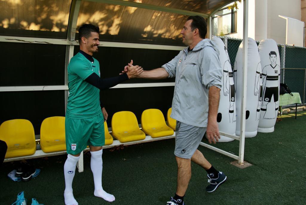 بازگشت ویلموتس به تیم ملی ایران