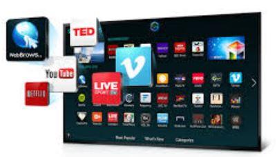 تلویزیون هوشمند و اتصال به اینترنت