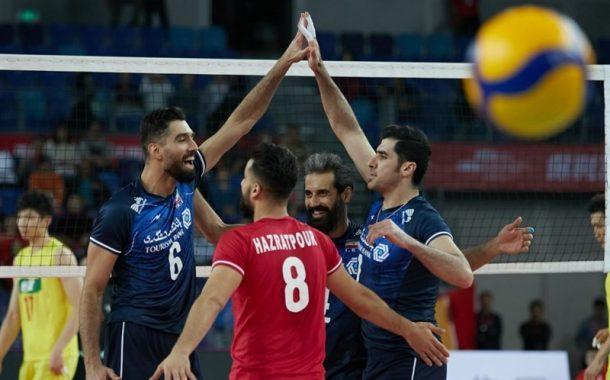 والیبال انتخابی المپیک در روزهای اوج برای ایران!