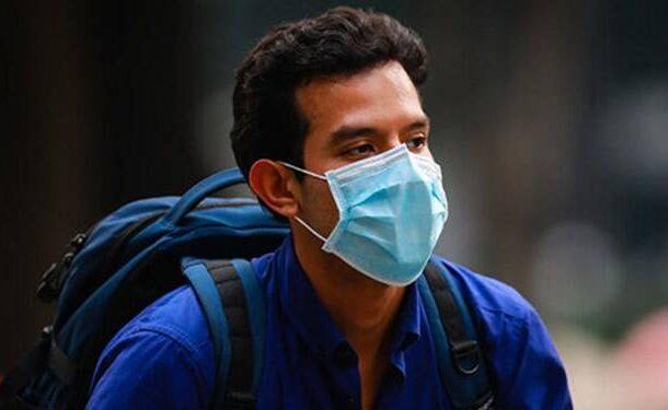 ماسک را ضد عفونی نکنید!