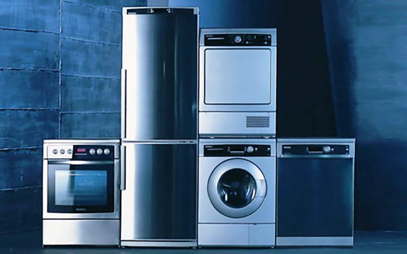 تولید لوازم خانگی رشد چشمگیری را داشته است!