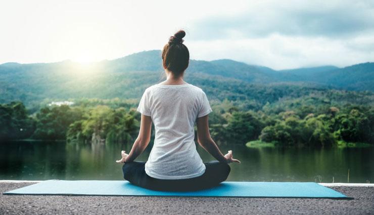 میگرن خود را با یوگا درمان کنید!!