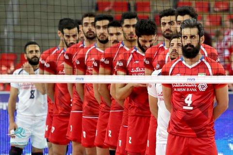 والیبال ایران جانی دوباره می گیرد!