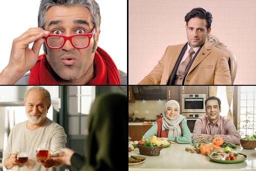 تبلیغات تلویزیونی توسط بازیگران ؟!