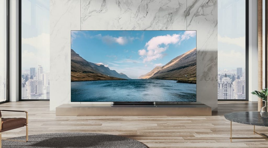 اولین تلویزیون OLED شیائومی رونمایی شد