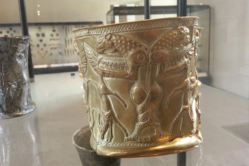 آثار ایرانی موزه لوور