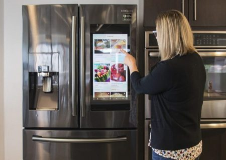 یخچال خانگی هوشمند