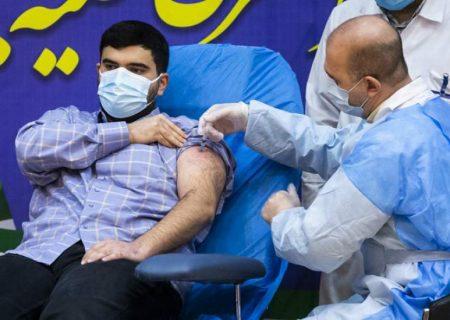 واکسیناسیون کرونا در ایران با واکسن روسی آغاز شد