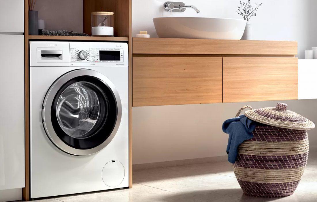 معرفی بهترین مدل های ماشین لباسشویی بوش (شماره1)