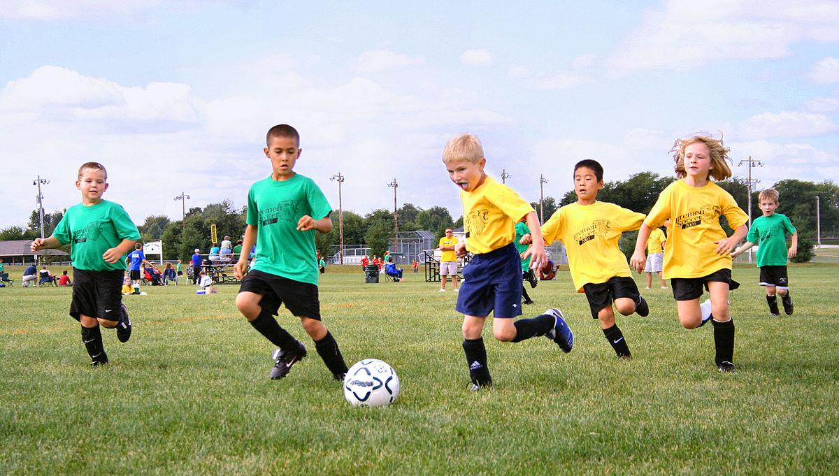 فواید ورزش برای کودکان