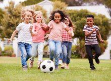 کودکان و ورزش