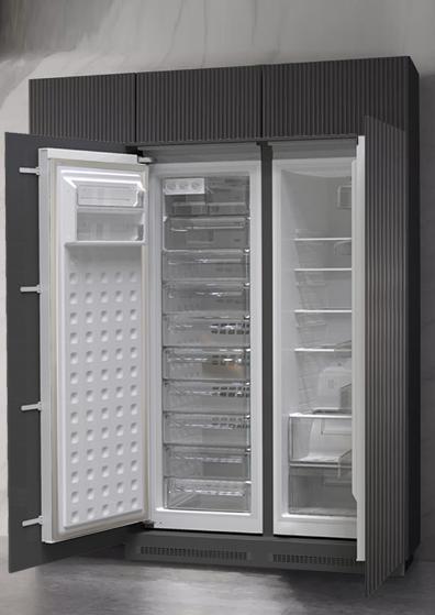 یخچال های توکار
